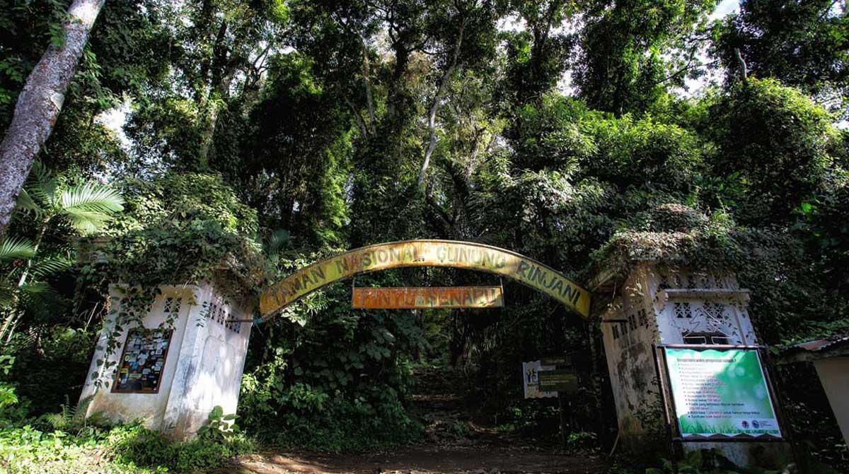 Senaru Gate Trail