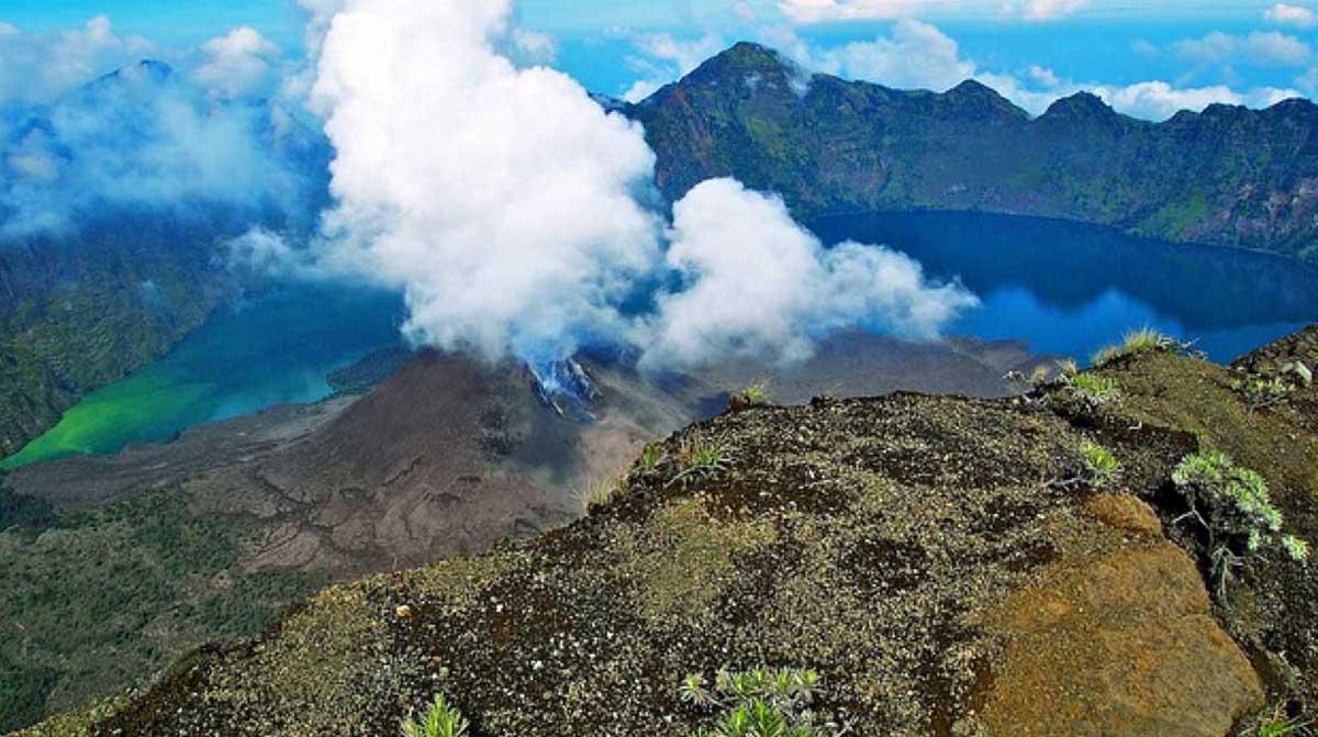 Fact & History Mt Rinjani